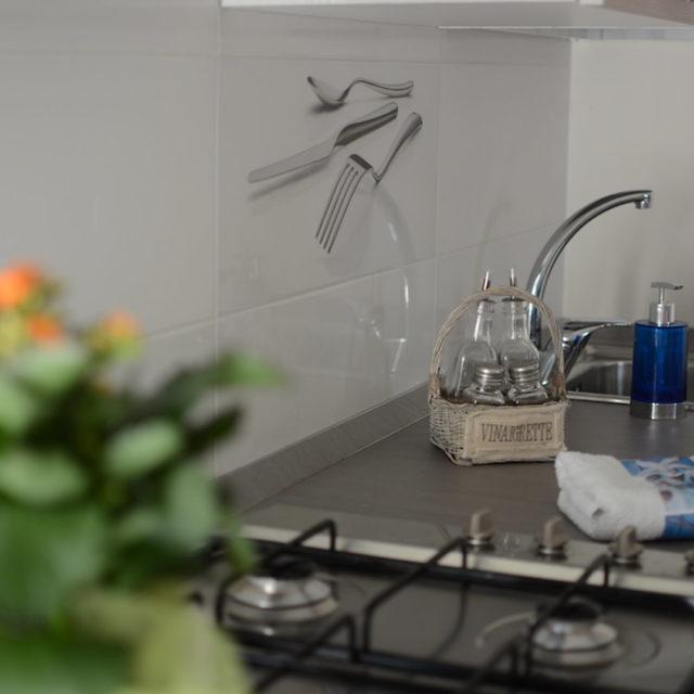 villini con cucina indipendente